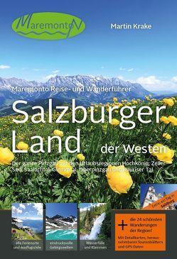 Salzburger Land – der Westen von Krake,  Martin