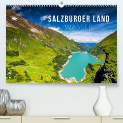 Salzburger Land. Wasser (Premium, hochwertiger DIN A2 Wandkalender 2021, Kunstdruck in Hochglanz) von Gospodarek,  Mikolaj