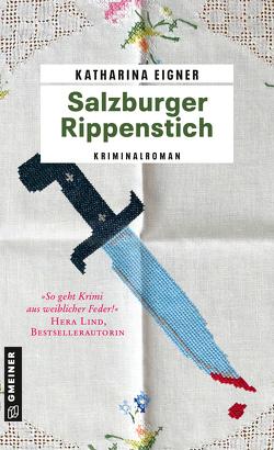 Salzburger Rippenstich von Eigner,  Katharina