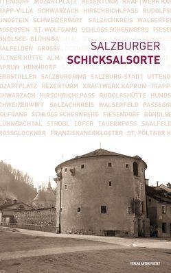 Salzburger Schicksalsorte von Brunner,  Barbara