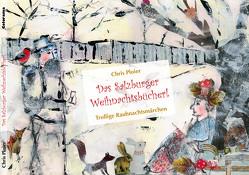 Salzburger Weihnachtsbücherl von Ploier,  Chris, Schebeck,  Krista