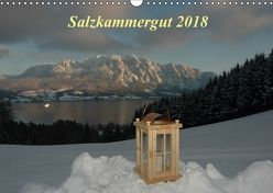Salzkammergut 2018AT-Version (Wandkalender 2018 DIN A3 quer) von Graf,  Andy
