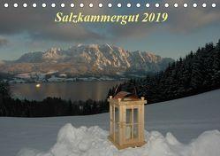 Salzkammergut 2019AT-Version (Tischkalender 2019 DIN A5 quer) von Graf,  Andy