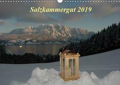 Salzkammergut 2019AT-Version (Wandkalender 2019 DIN A3 quer) von Graf,  Andy