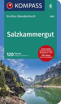 Salzkammergut von Heitzmann,  Wolfgang, KOMPASS-Karten GmbH