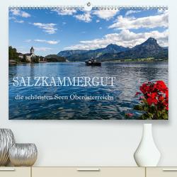 Salzkammergut – Die schönsten Seen Oberösterreichs (Premium, hochwertiger DIN A2 Wandkalender 2020, Kunstdruck in Hochglanz) von Pfleger,  Hans
