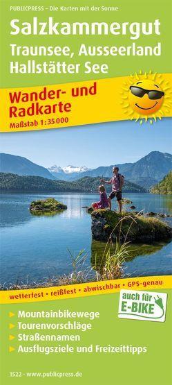 Salzkammergut, Traunsee, Ausseerland, Hallstätter See