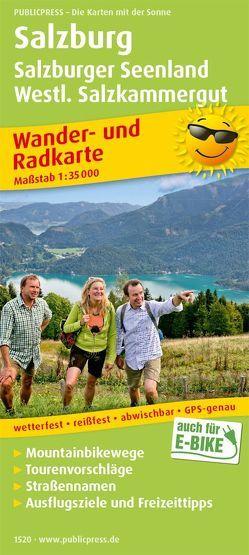 Salzburg, Salzburger Seenland, Westl. Salzkammergut
