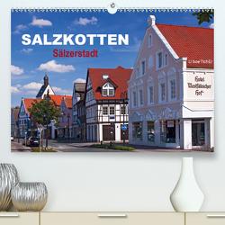 SALZKOTTEN – Sälzerstadt (Premium, hochwertiger DIN A2 Wandkalender 2020, Kunstdruck in Hochglanz) von boeTtchEr,  U