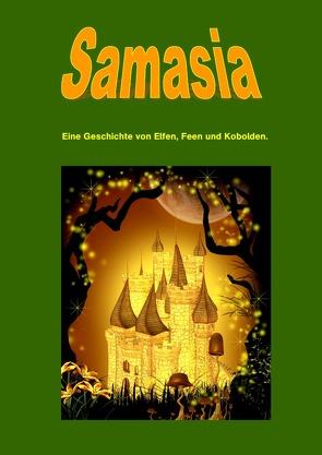 SAMASIA von Franke,  Ingrid