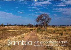 Sambia – ein großartiges Land (Wandkalender 2018 DIN A2 quer) von rsiemer,  k.A.