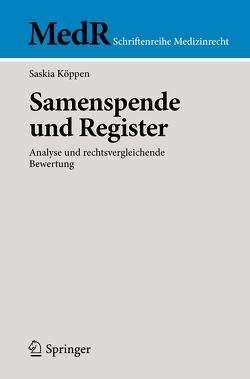 Samenspende und Register von Köppen,  Saskia