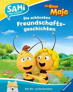 SAMi – Die Biene Maja: Die schönsten Freundschaftsgeschichten von Felgentreff,  Carla, Studio 100 Media GmbH