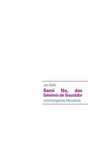 Sami No, das Geheimnis der Graustädter von Boldt,  Jan