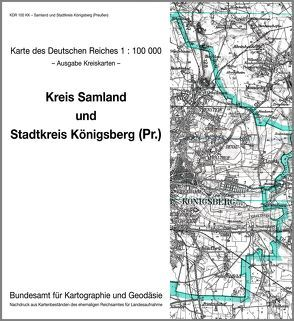 Samland und Königsberg (Preussen)