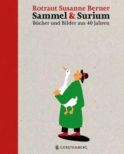 Sammel & Surium Vorzugsausgabe mit nummerierter und signierter Grafik von Berner,  Rotraut Susanne