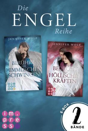 Sammelband der romantischen Engel-Fantasyserie (Die Engel-Reihe ) von Wolf,  Jennifer