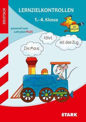Sammelband Lernzielkontrolle – Deutsch 1.-4. Klasse mit MP3-CD