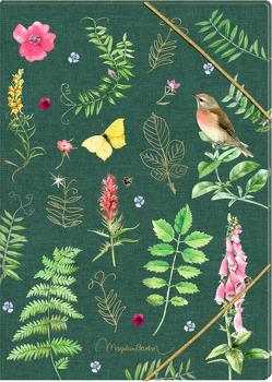 Sammelmappe – Gartenliebe (Marjolein Bastin) von Bastin,  Marjolein