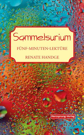 Sammelsurium – Fünf-Minuten-Lektüre von Handge,  Renate