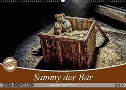 Sammy der Bär besucht Lost Places (Wandkalender 2019 DIN A2 quer) von SchnelleWelten