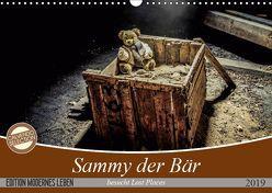 Sammy der Bär besucht Lost Places (Wandkalender 2019 DIN A3 quer) von SchnelleWelten
