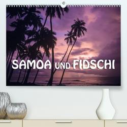 Samoa und Fidschi (Premium, hochwertiger DIN A2 Wandkalender 2020, Kunstdruck in Hochglanz) von Dr. Günter Zöhrer,  ©