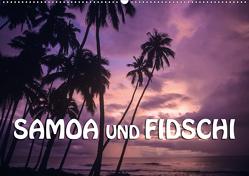 Samoa und Fidschi (Wandkalender 2020 DIN A2 quer) von Dr. Günter Zöhrer,  ©