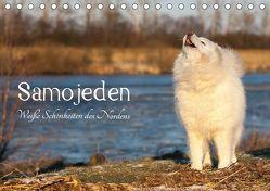 Samojeden – Liebenswerte Fellkugeln (Tischkalender 2019 DIN A5 quer) von Annett Mirsberger,  Tierpfoto