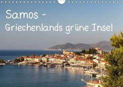 Samos – Griechenlands grüne Insel (Wandkalender 2019 DIN A4 quer) von Klinder,  Thomas