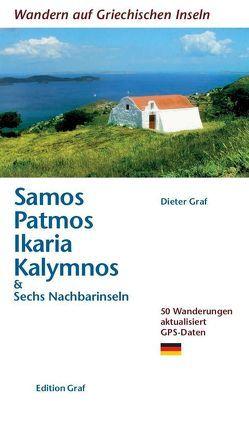 Samos, Patmos, Ikaria, Kalymnos & Sechs Nachbarinseln von Graf,  Dieter