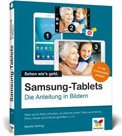 Samsung-Tablets von Heiting,  Mareile