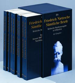 Sämtliche Briefe von Colli,  Giorgio, Montinari,  Mazzino, Nietzsche,  Friedrich