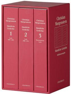 Sämtliche Gedichte von Cureau,  Maurice, Kiessig,  Martin, Morgenstern,  Christian