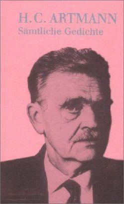 Sämtliche Gedichte von Artmann,  Hans C, Reichert,  Klaus