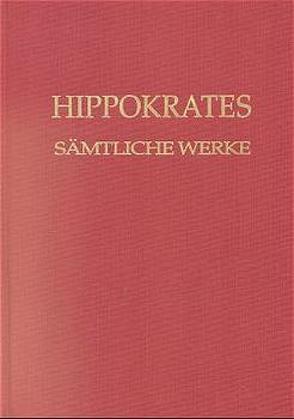 Sämtliche Werke von Hippokrates
