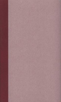 Sämtliche Werke. Briefe, Tagebücher und Gespräche. 40 in 45 Bänden in 2 Abteilungen von Fleig,  Horst, Goethe,  Johann Wolfgang