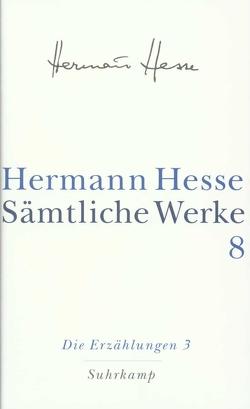 Sämtliche Werke in 20 Bänden und einem Registerband von Hesse,  Hermann, Michels,  Volker