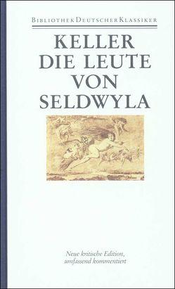 Sämtliche Werke in sieben Bänden von Böning,  Thomas, Keller,  Gottfried