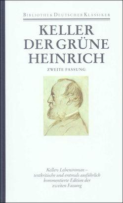 Sämtliche Werke in sieben Bänden von Keller,  Gottfried, Villwock,  Peter