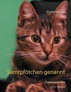 Samtpfötchen genannt von Schulitz,  Kirsten