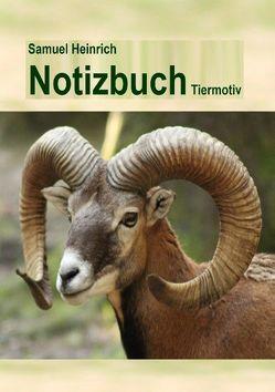 Samuel Heinrich Notizbuch Tiermotiv von Heinrich,  Samuel