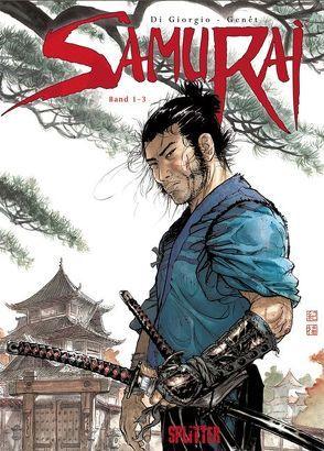 Samurai. Gesamtausgabe 1 von Di Giorgio,  Jean-François, Genêt,  Frédéric
