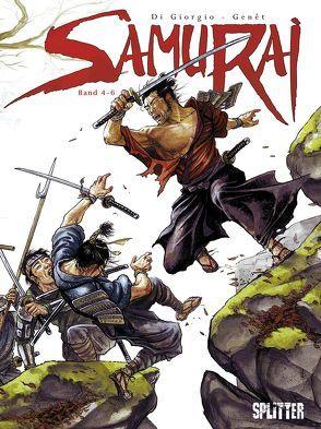 Samurai. Gesamtausgabe 2 von Di Giorgio,  Jean-François, Genêt,  Frédéric