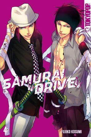 Samurai Drive 04 von Kosumi,  Fujiko