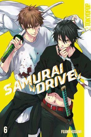Samurai Drive 06 von Kosumi,  Fujiko