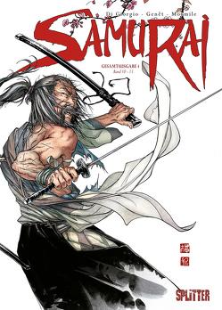 Samurai. Gesamtausgabe 4 von Di Giorgio,  Jean-François, Genêt,  Frédéric