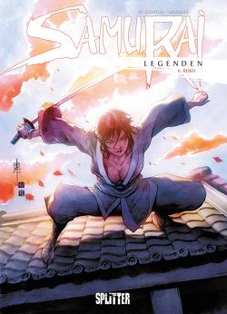 Samurai Legenden. Band 6 von Di Giorgio,  Jean-François, Mormile,  Cristina