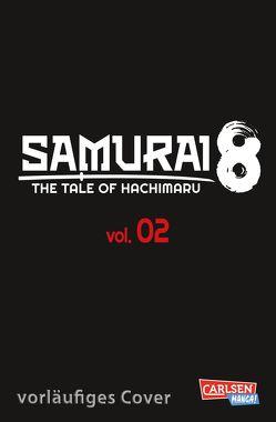 Samurai8 2 von Kishimoto,  Masashi, Okubo,  Akira