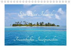 San Blas Islands – Traumhaftes Inselparadies (Tischkalender 2019 DIN A5 quer) von Woiczyk,  Maren